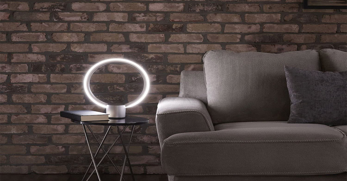 This Alexa-enabled smart ring light from GE is on sale for 55 percent off