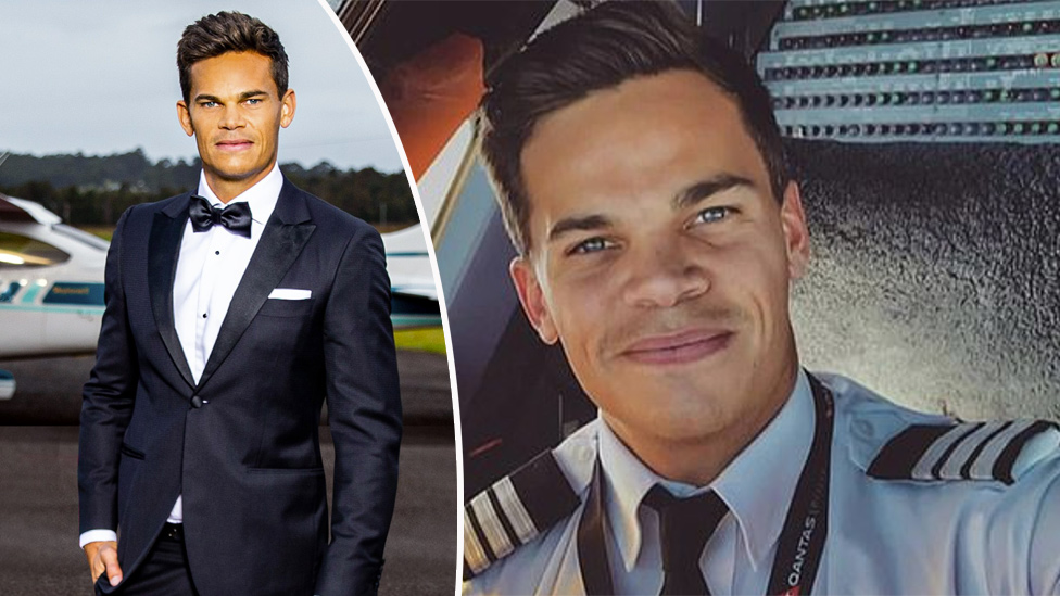 Pilot Jimmy Nicholson announced as the new Bachelor 2021