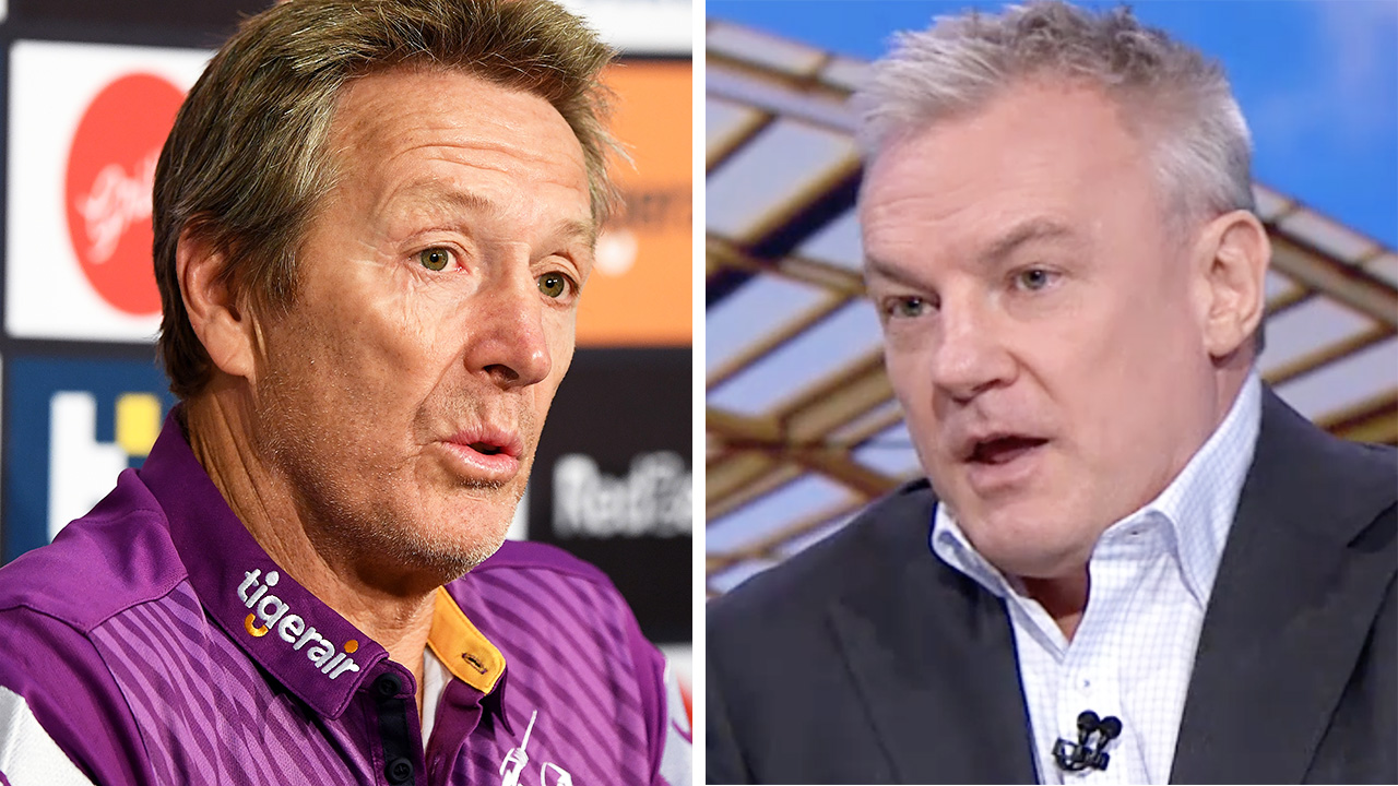 Paul Kent in blistering live TV takedown of Craig Bellamy