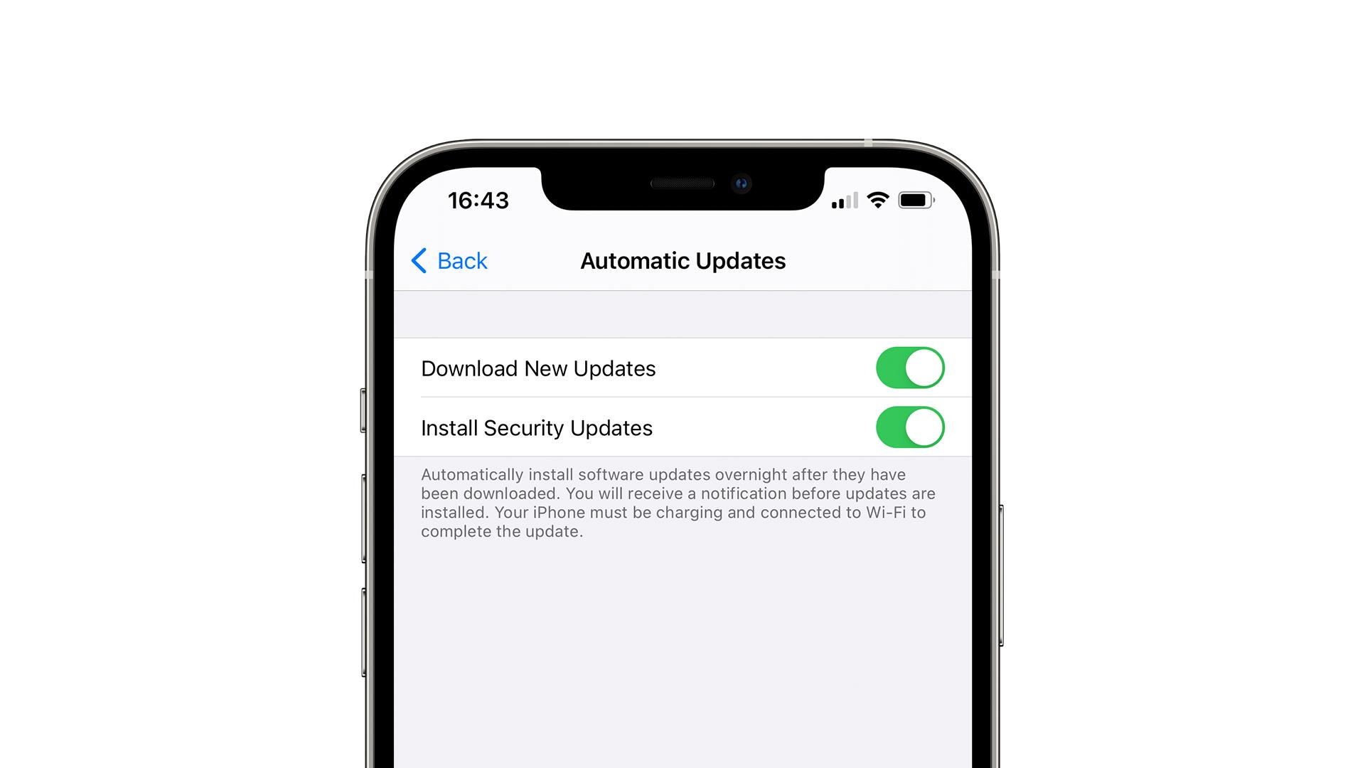 iOS Security Updates