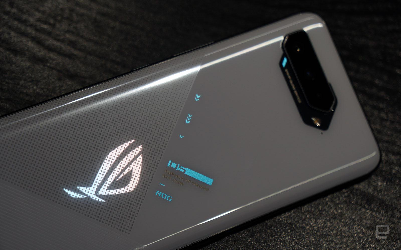 <p>ASUS ROG Phone 5</p>