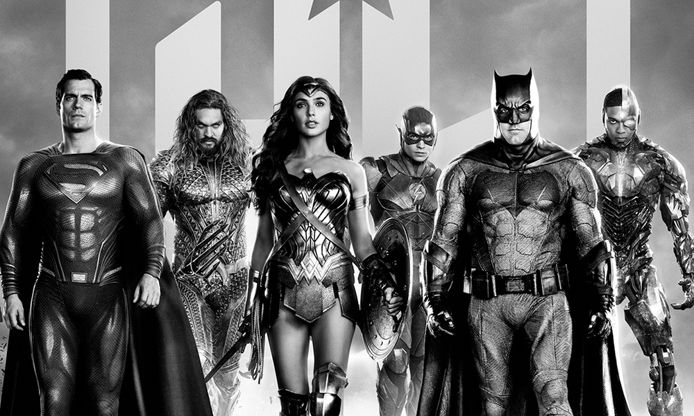 Zack Snyder's Justice League: Justice is Gray