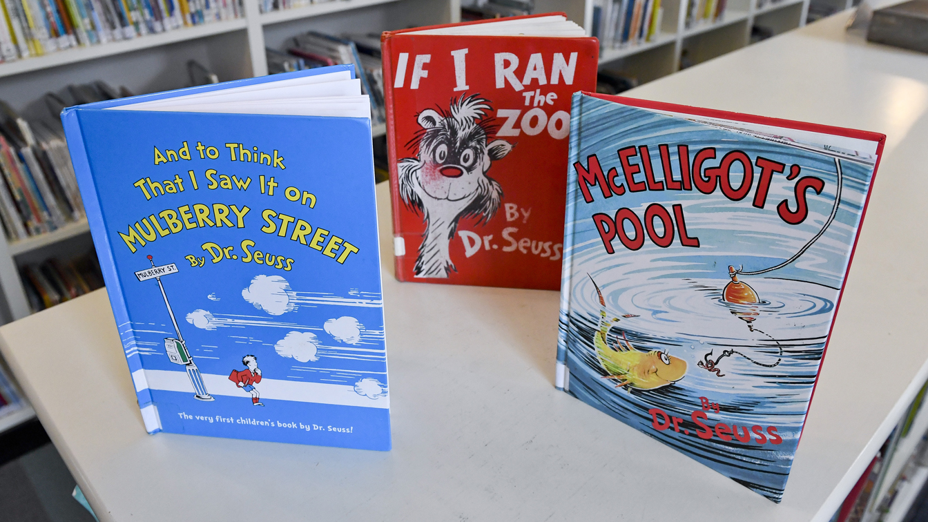 Dr. Seuss goes to Washington: How the GOP plans to use the culture wars to win elections - Yahoo News