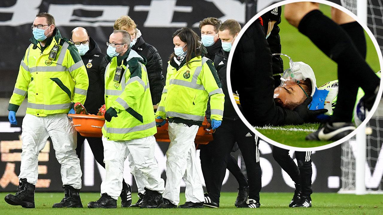 'Pray he is OK': Premier League rocked by 'sickening' incident