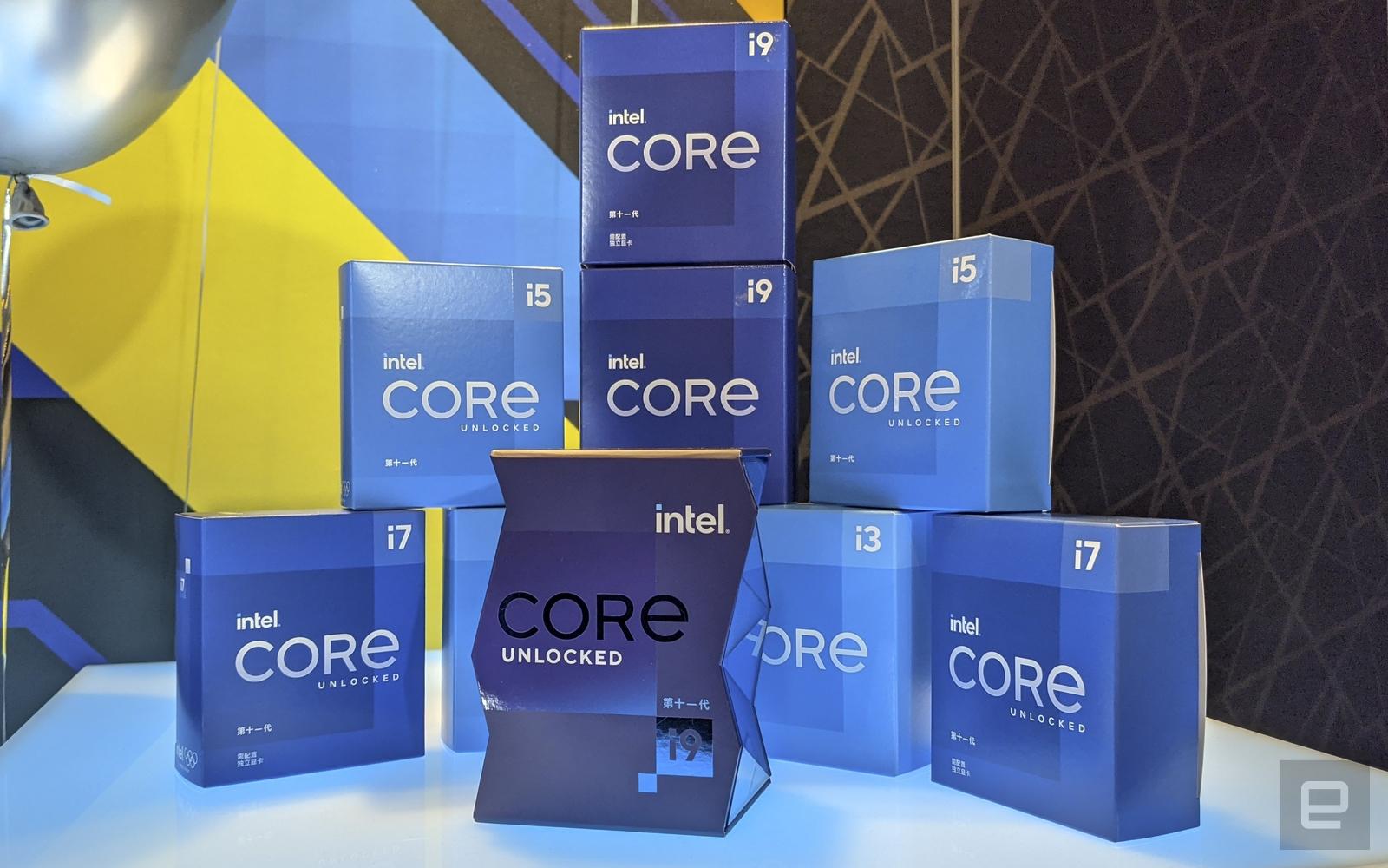Intel 11th gen core