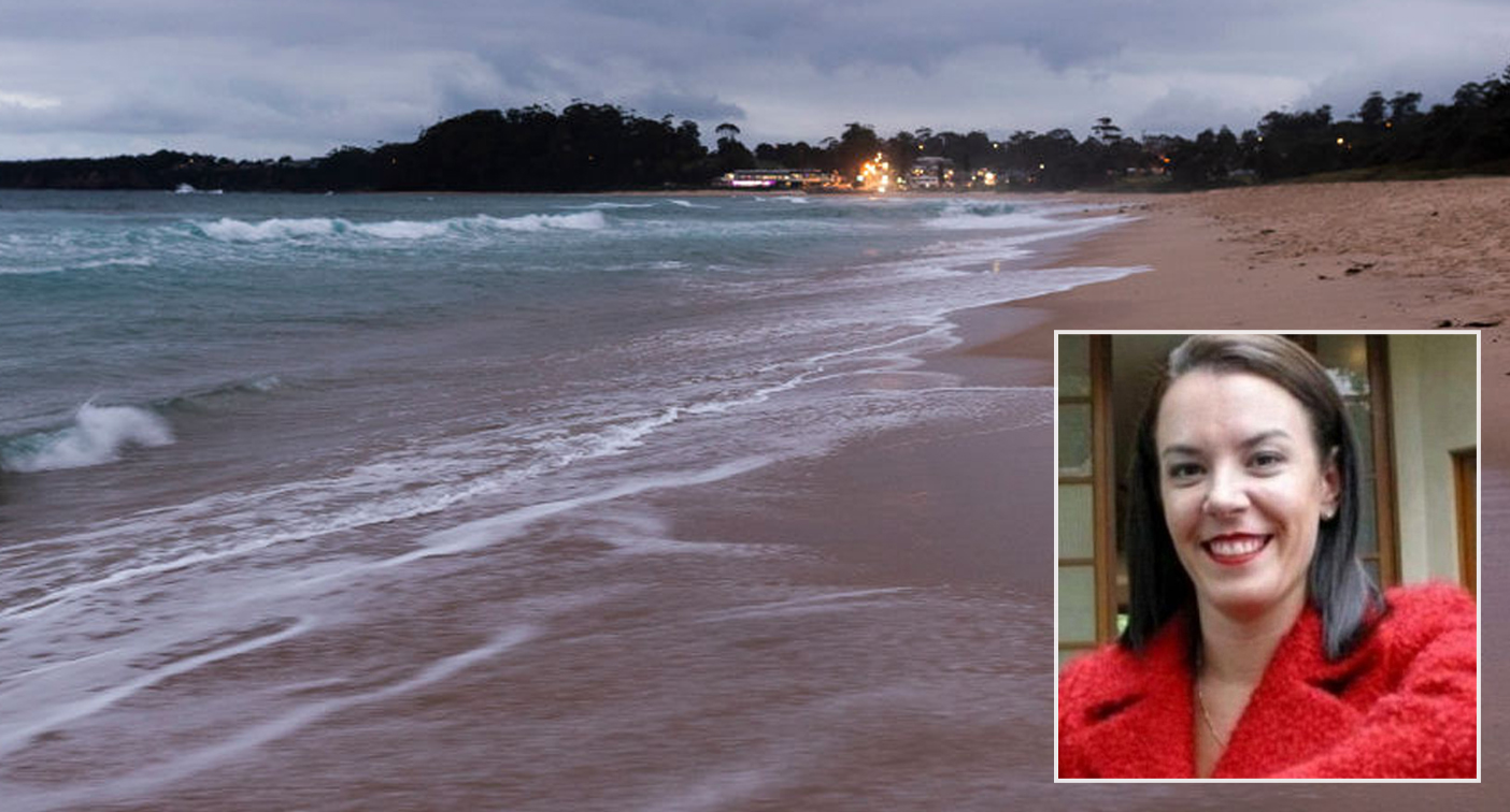 'Belly button' found on NSW beach confirmed to belong to missing man