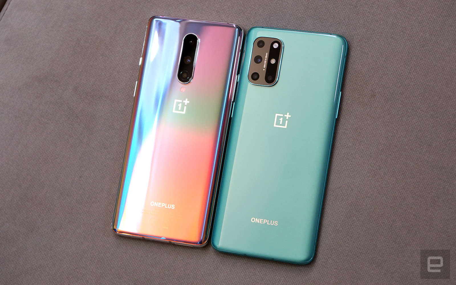 OnePlus' 8T and 8 Pro smartphones hit record lows ahead of Series 9 launch