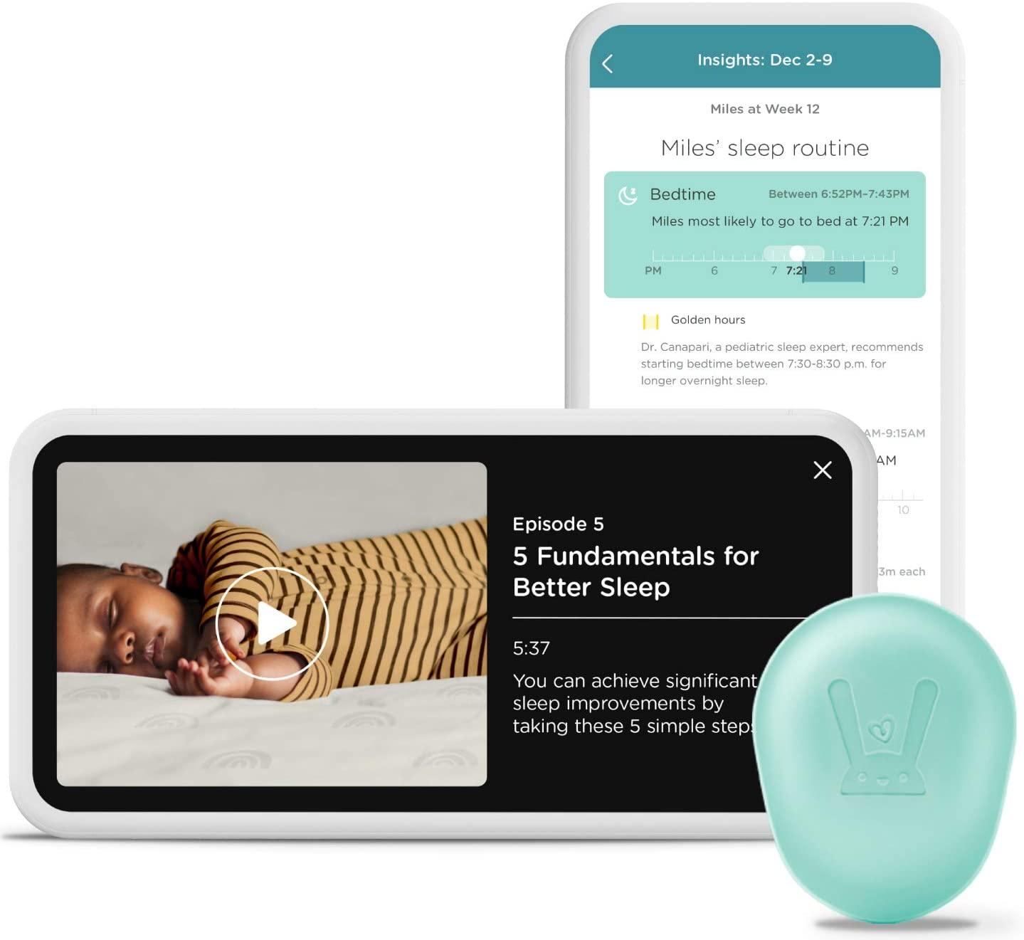 Lumi by Pampers sleep sensor