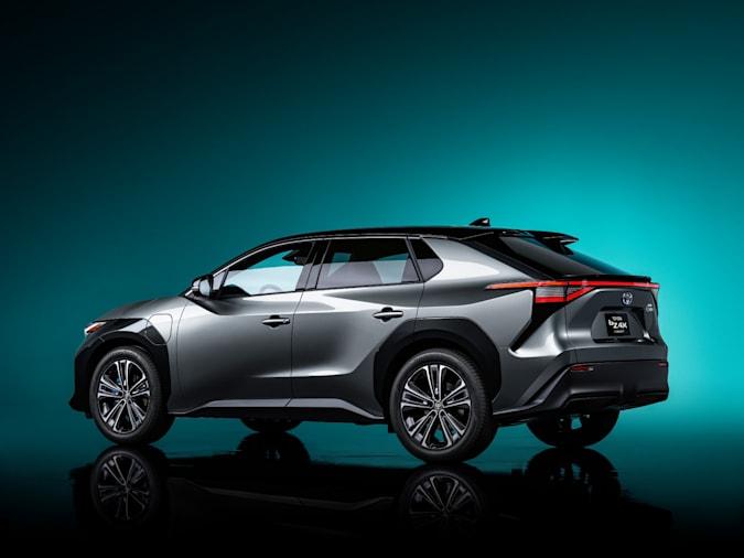 Toyota Beyond Zero bZ4X
