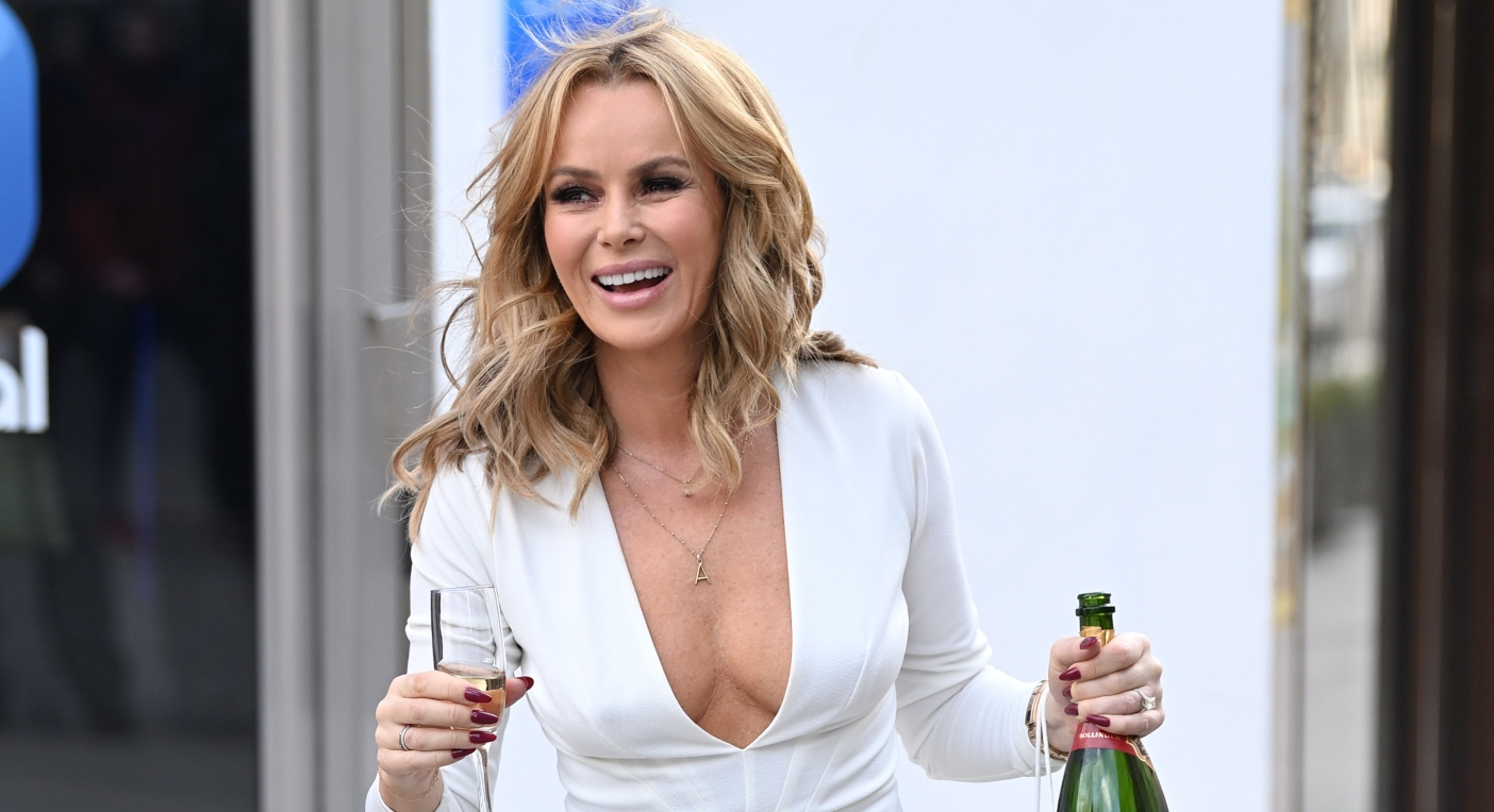 Is sex really better in your 50s? Amanda Holden says yes!