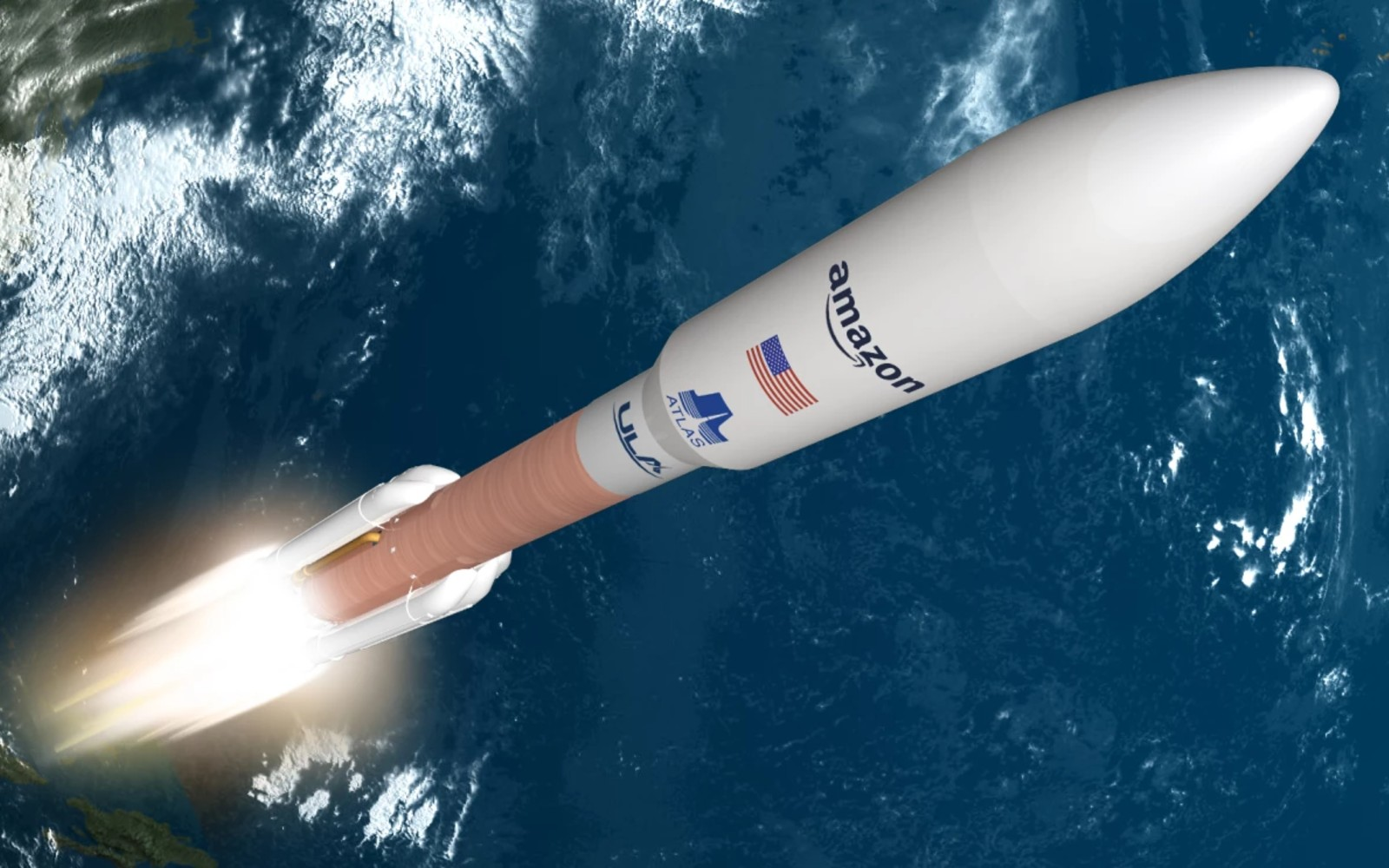 Amazon Atlas V
