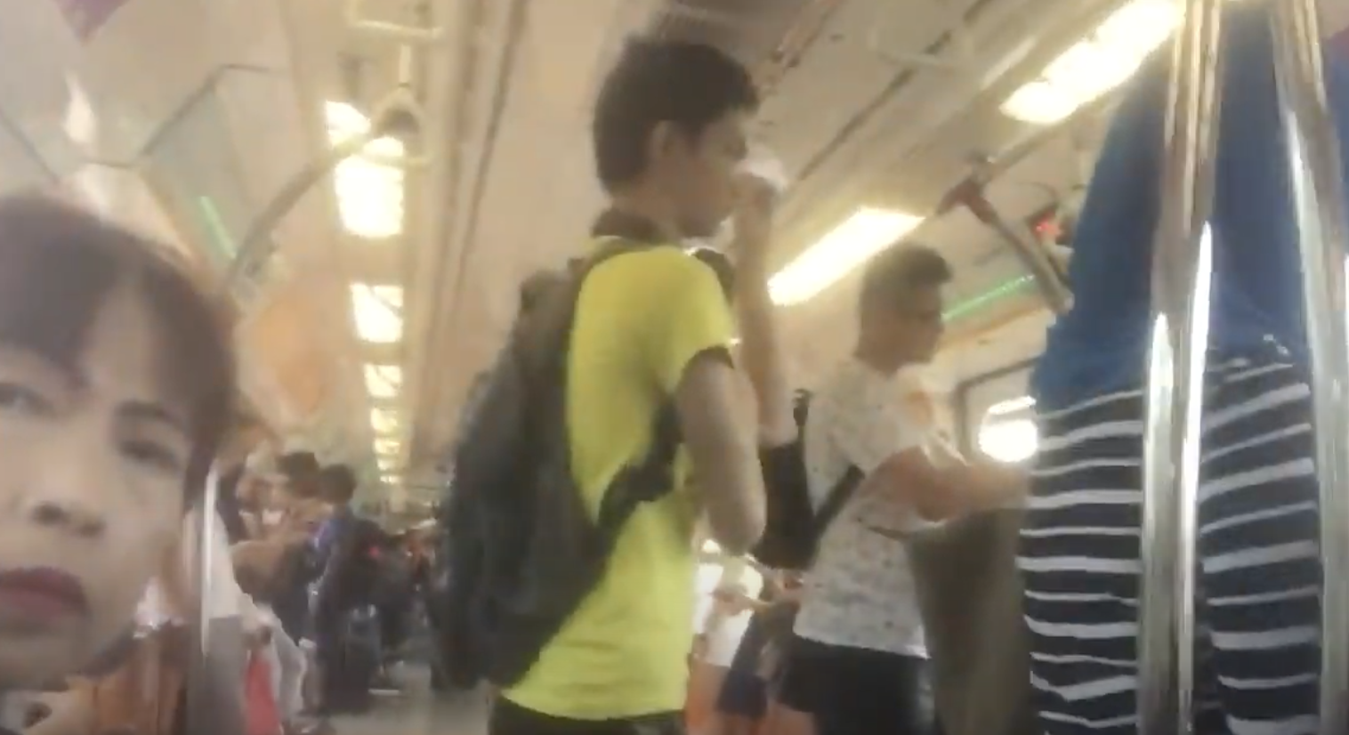 Singapore woman filmed in alleged racist rants charged in court