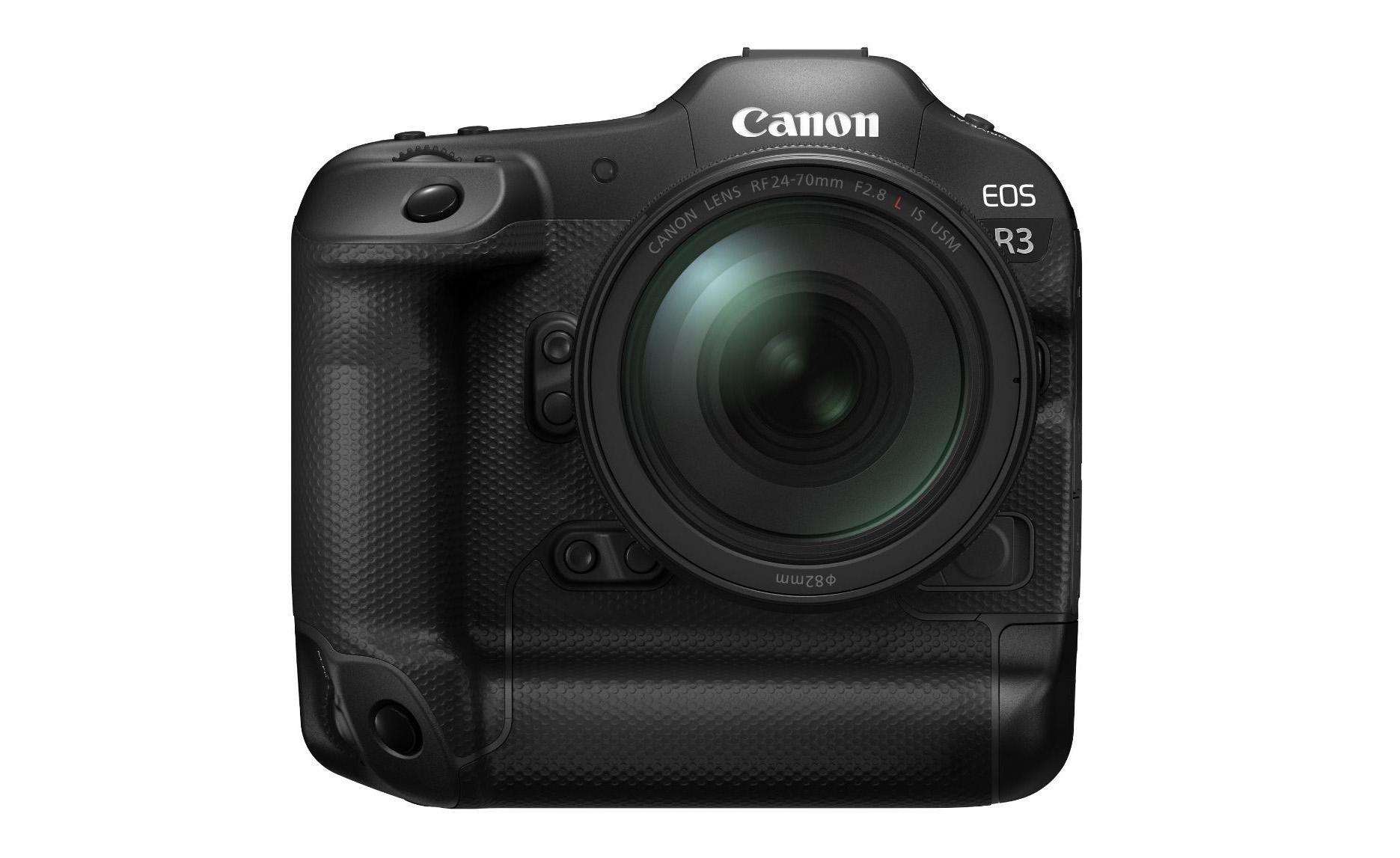 Canon EOS R3 leak