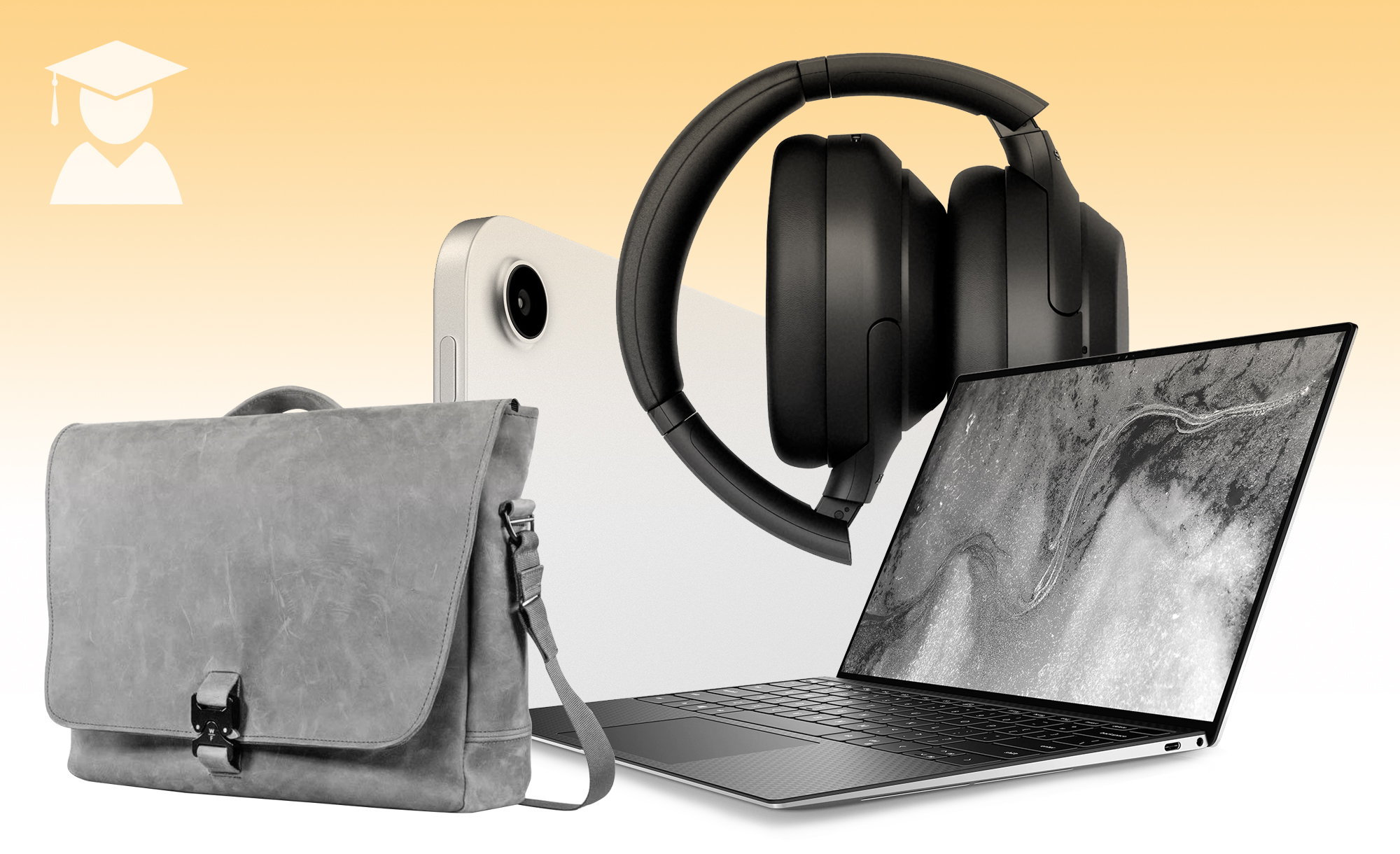 The best gifts to upgrade your grad's tech setup
