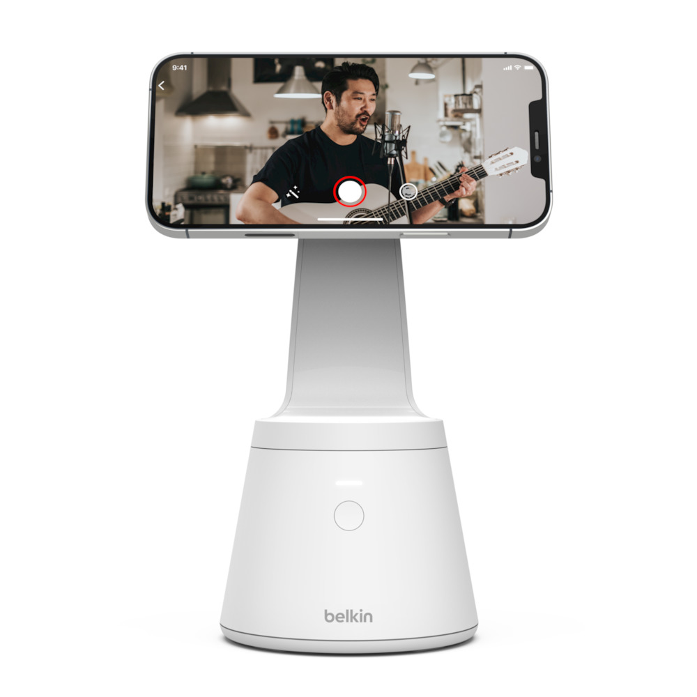 Belkin Magnetic Phone Mount with Face Tracking