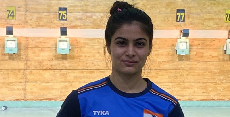 Shooting Star: Pistol Ace Manu Bhaker Finds A Place in Three Events At Tokyo Olympics