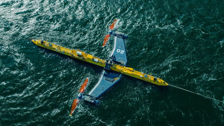 The world's 'most powerful' tidal turbine is nearly ready to power on | Engadget