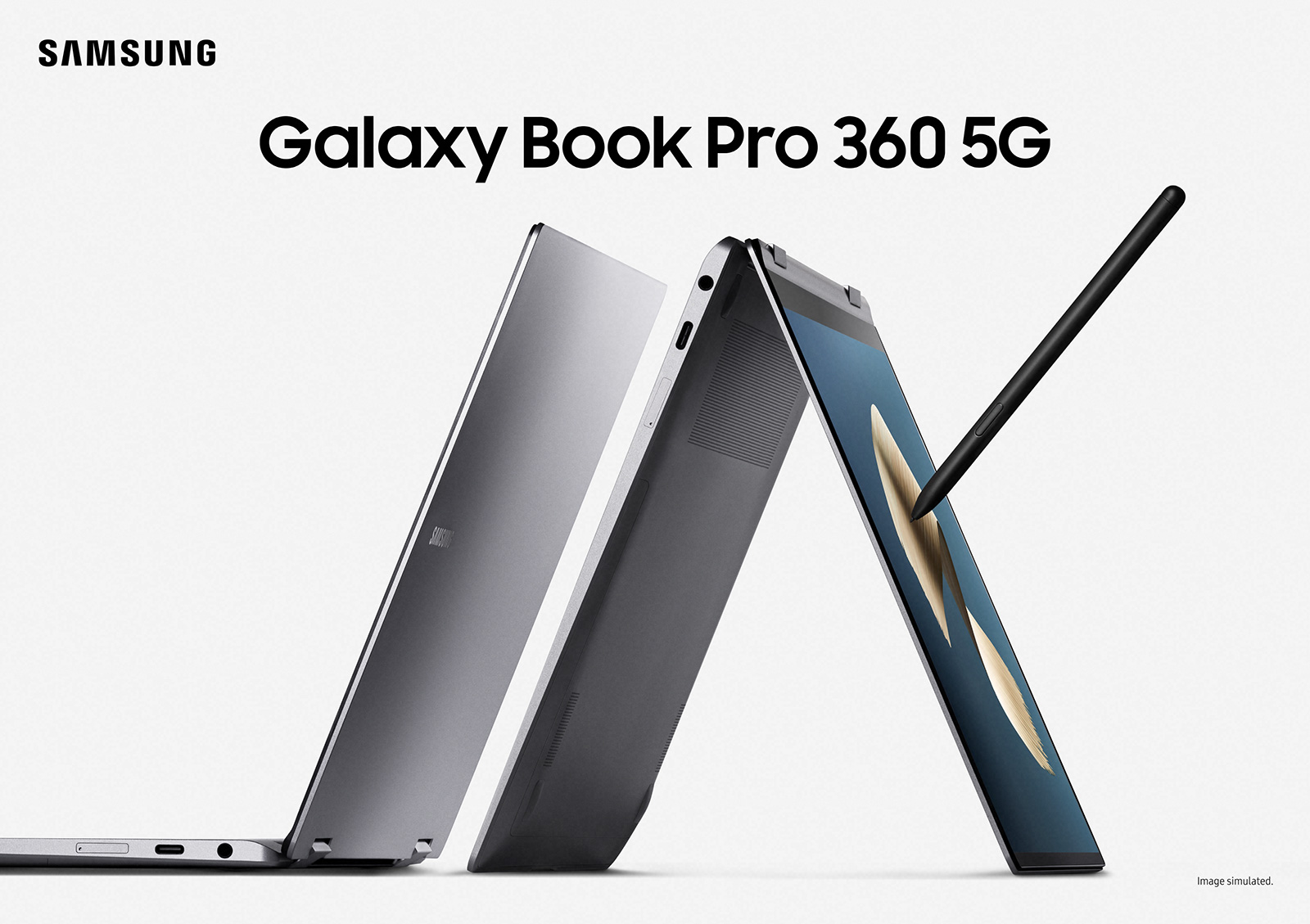 三星Galaxy Book Pro系列