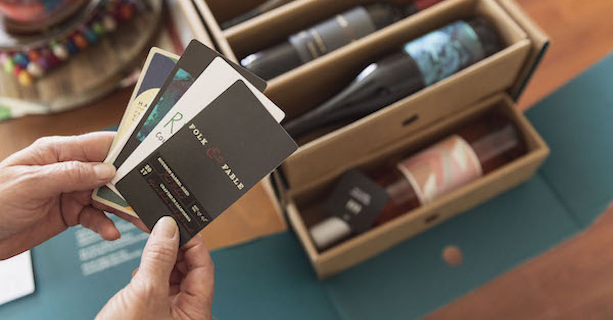photo of Find wine you love (and find out why) with Bright Cellars image