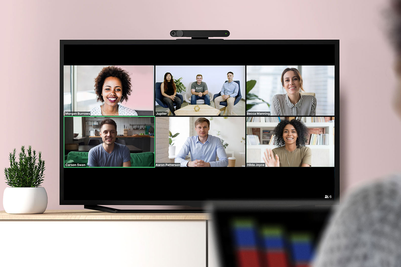 Facebook adds Zoom video calls to Portal for TVs