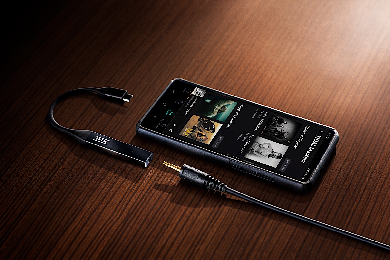 THX's Onyx is a tiny USB-C headphone DAC that supports master-quality audio | Engadget - Engadget