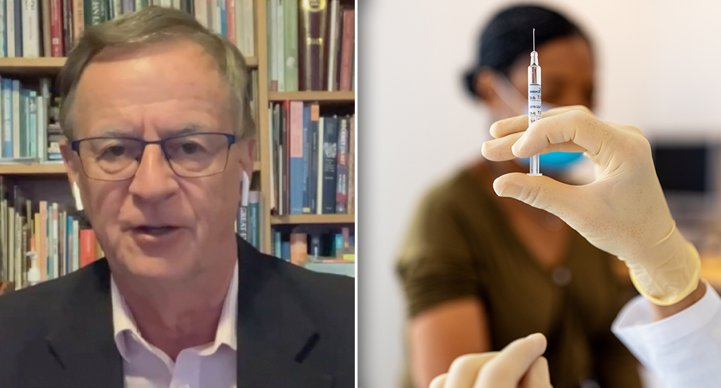 Expert reveals why vaccines are NOT the answer to stopping Covid