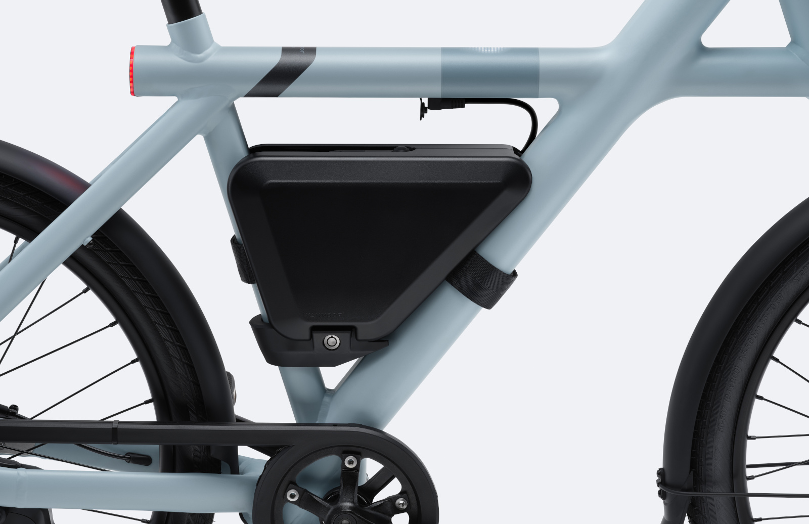 VanMoof's PowerBank can boost its e-bikes' range by up to 62 miles