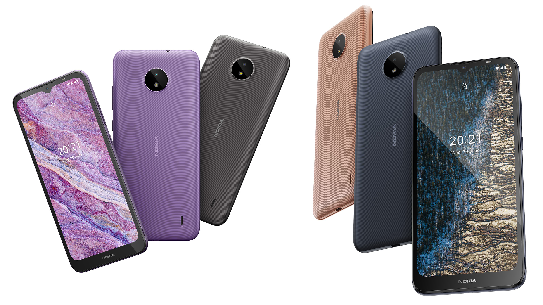 Nokia C20 C10