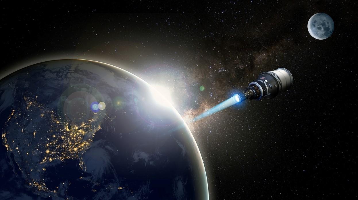 DARPA picks Lockheed Martin and Blue Origin to build nuclear spacecraft