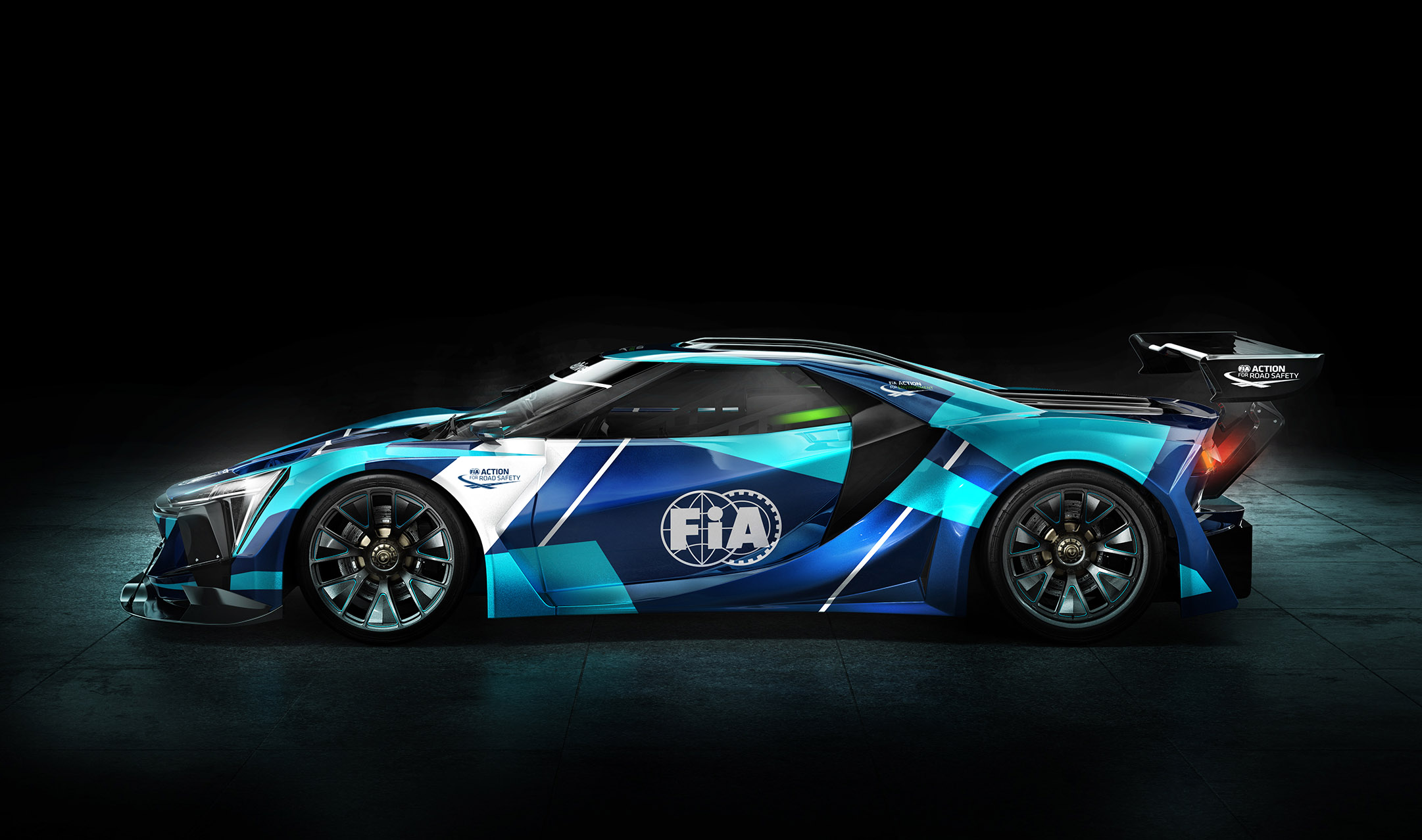 FIA launches 'groundbreaking' electric GT motorsports category | Engadget