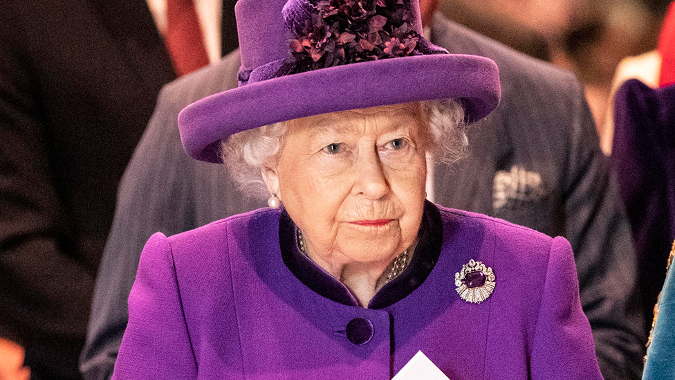 Queen spends night in hospital with stomach bug: 'Precaution'