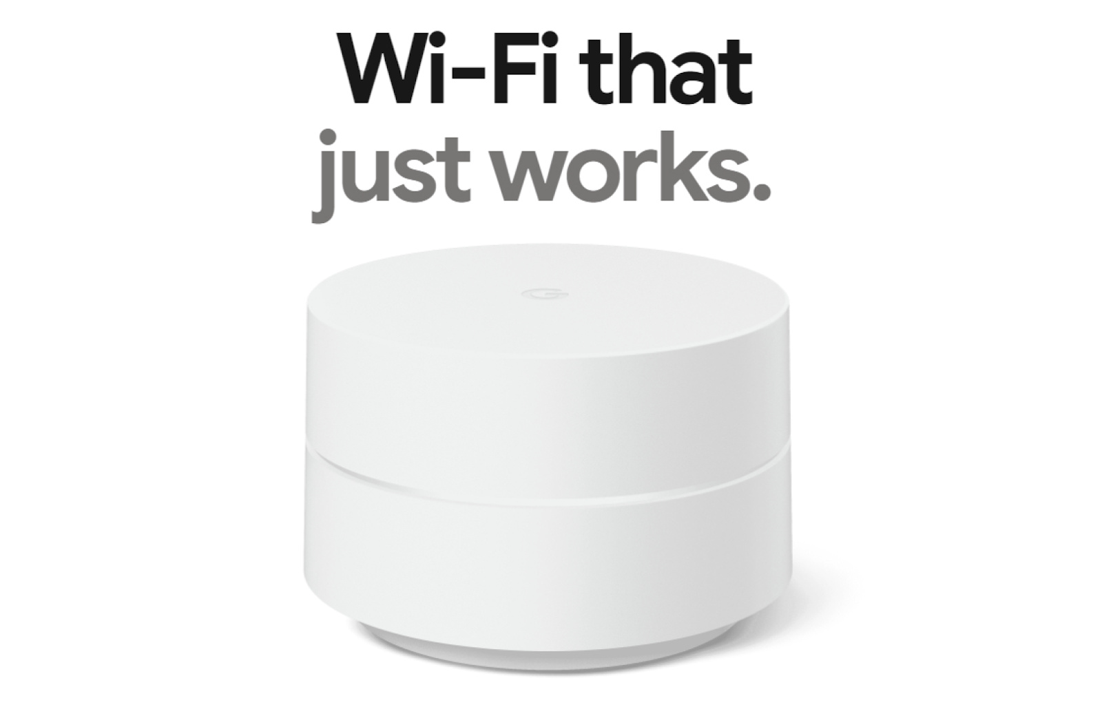 The latest Google mesh WiFi system is 20 percent off at Adorama