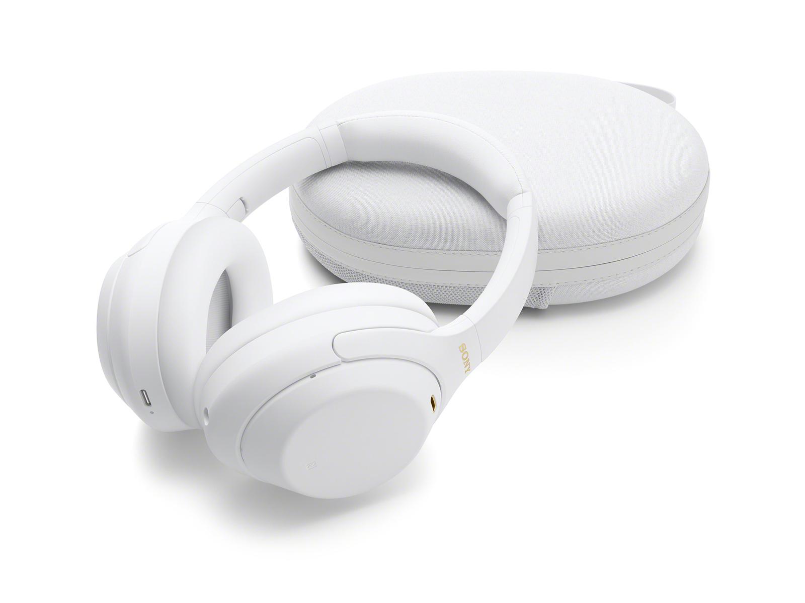 「寧靜白」Sony WH-1000XM4