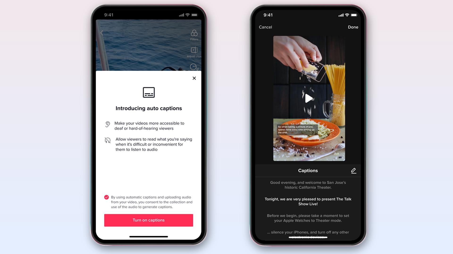 TikTok is finally adding automatic captions | Engadget