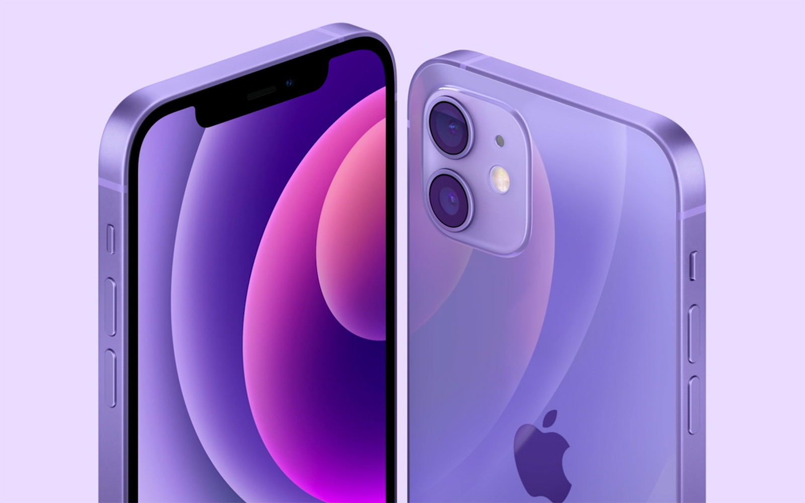 蘋果iPhone 12紫色
