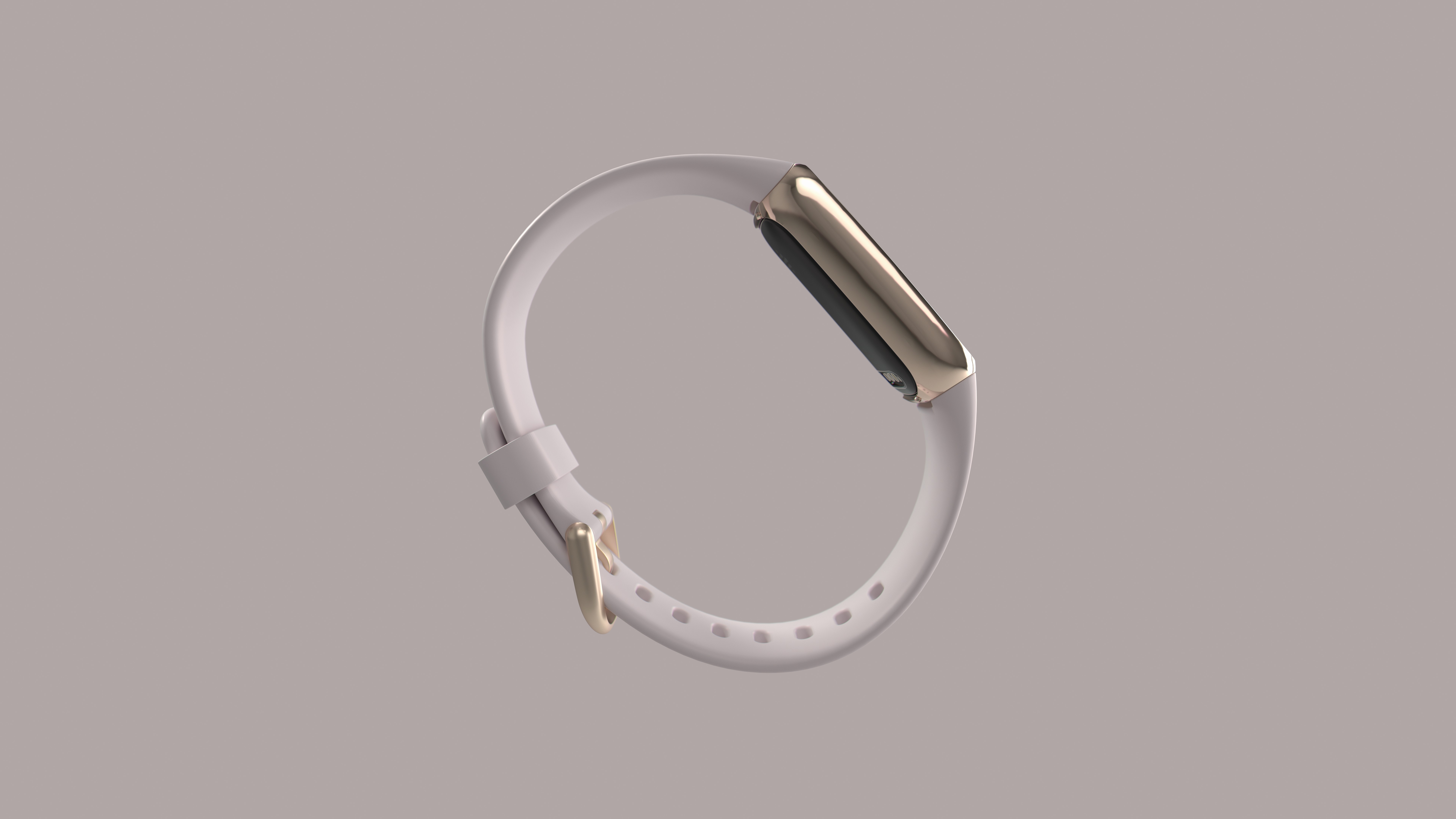 <p>Product laydown photo of Fitbit Luxe.</p>