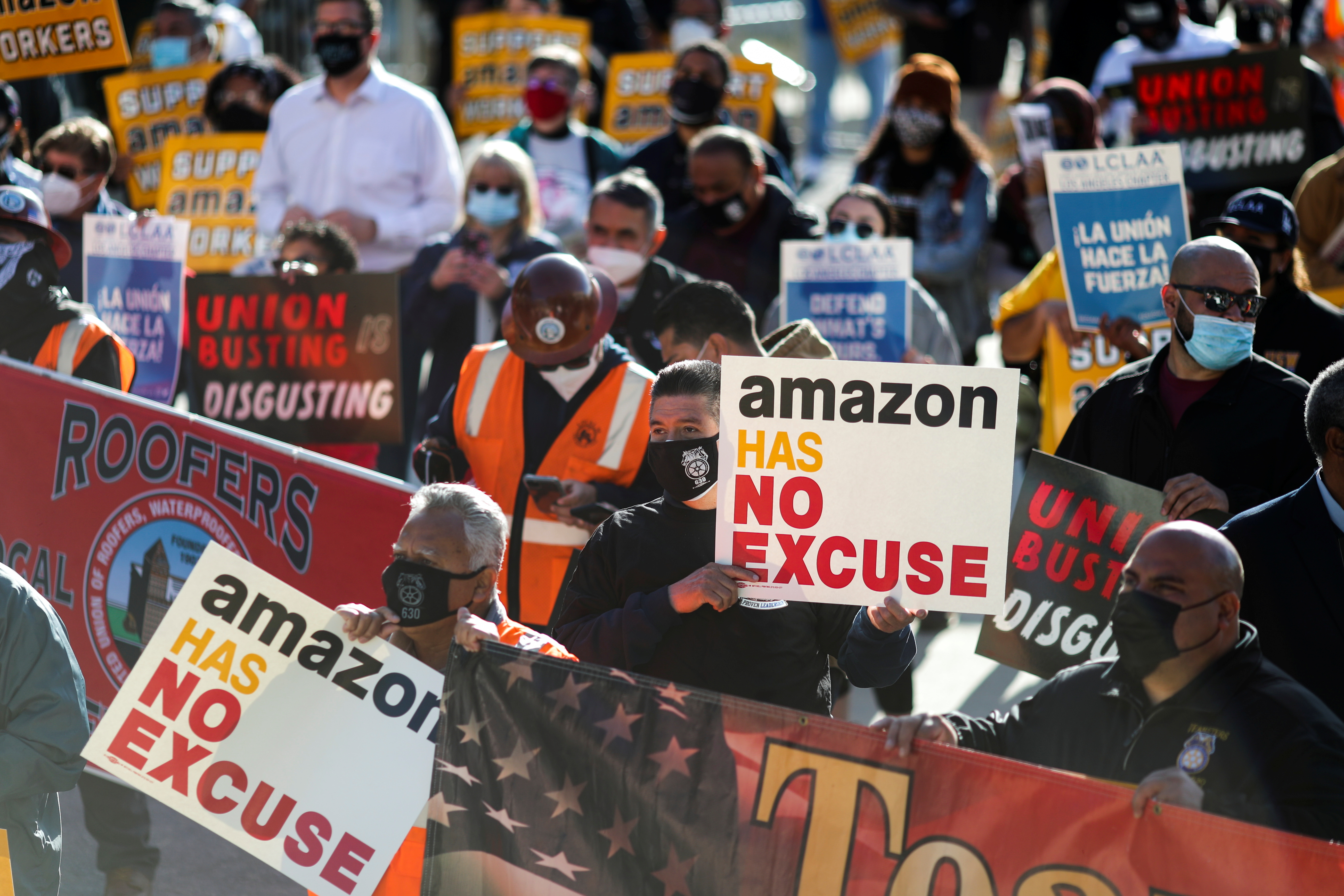 Federal labor agency says Amazon illegally fired climate activists