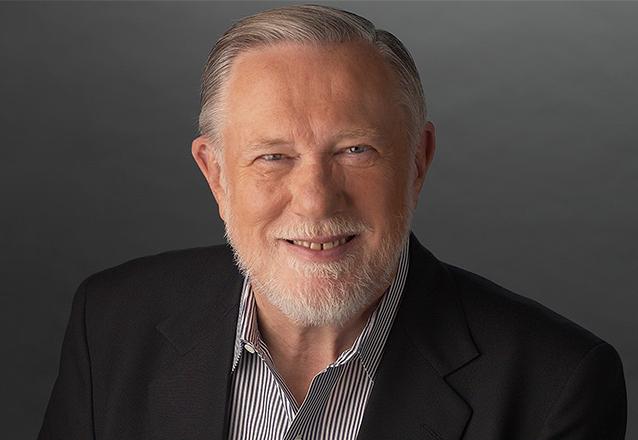 Adobe co-founder Charles Geschke