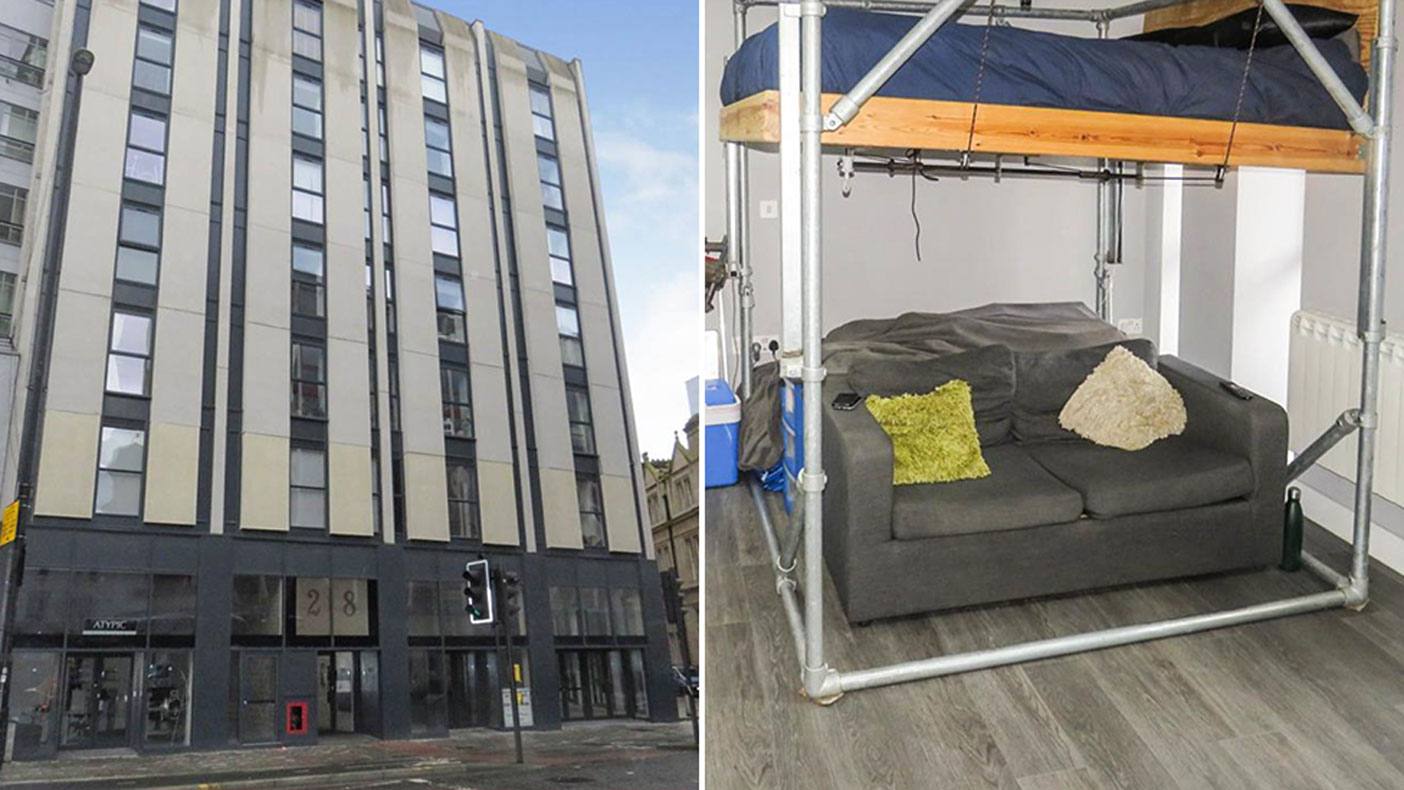 'Dodgy' feature spotted in listing for tiny $250k apartment
