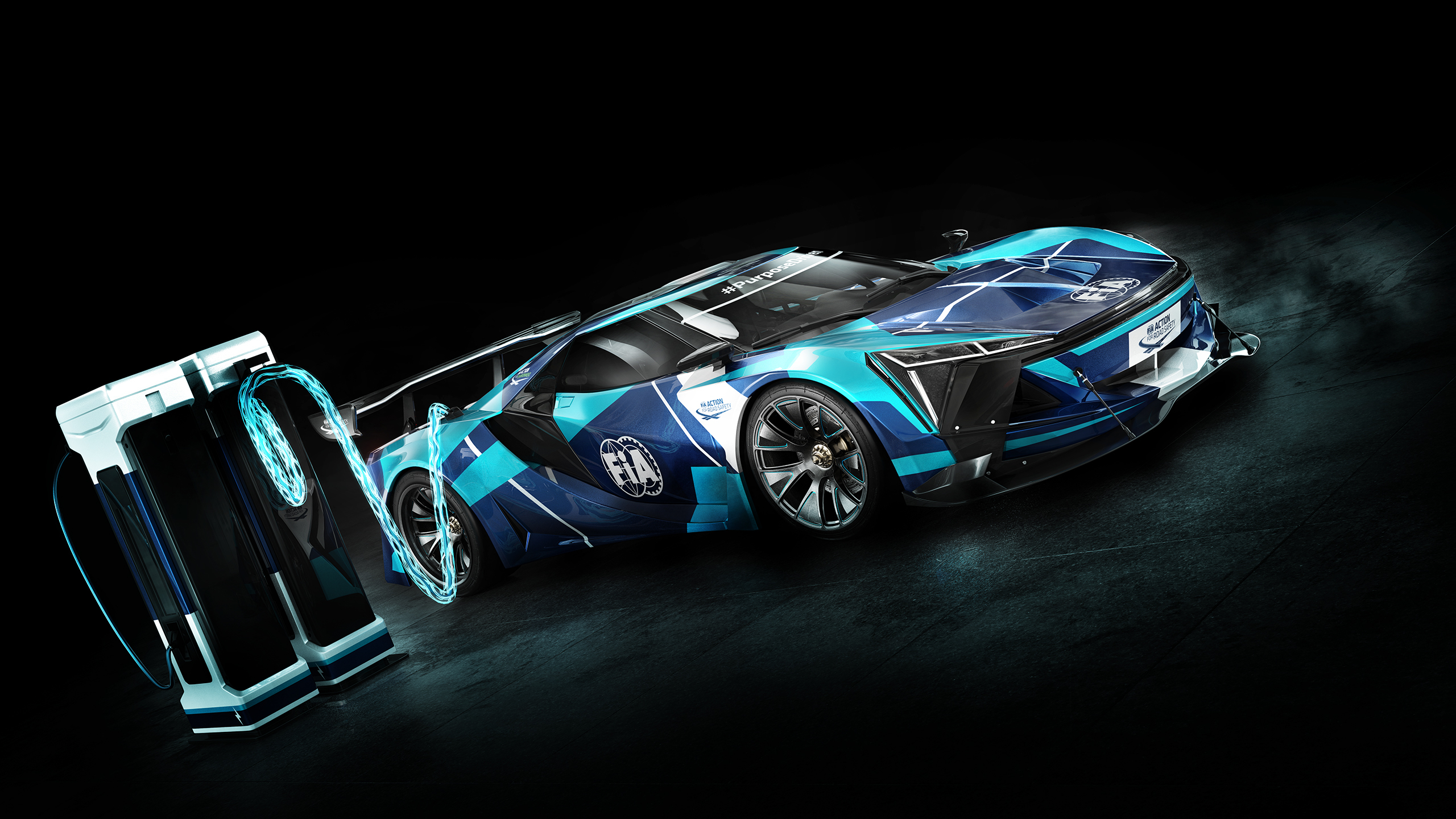 FIA, Electric GT