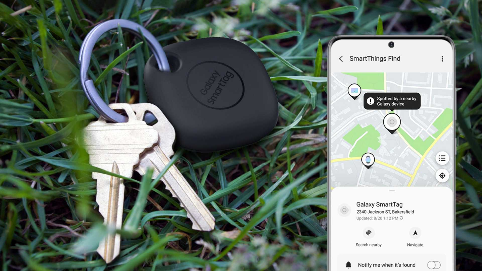Samsung SmartThings update helps prevent unwanted tag-based tracking