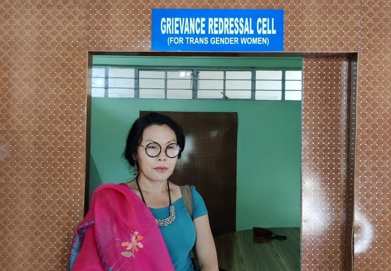 How Queer Activist Santa Khurai's Efforts Led To The Launch Of Transgender Women's Grievance Redressal Cell In Manipur