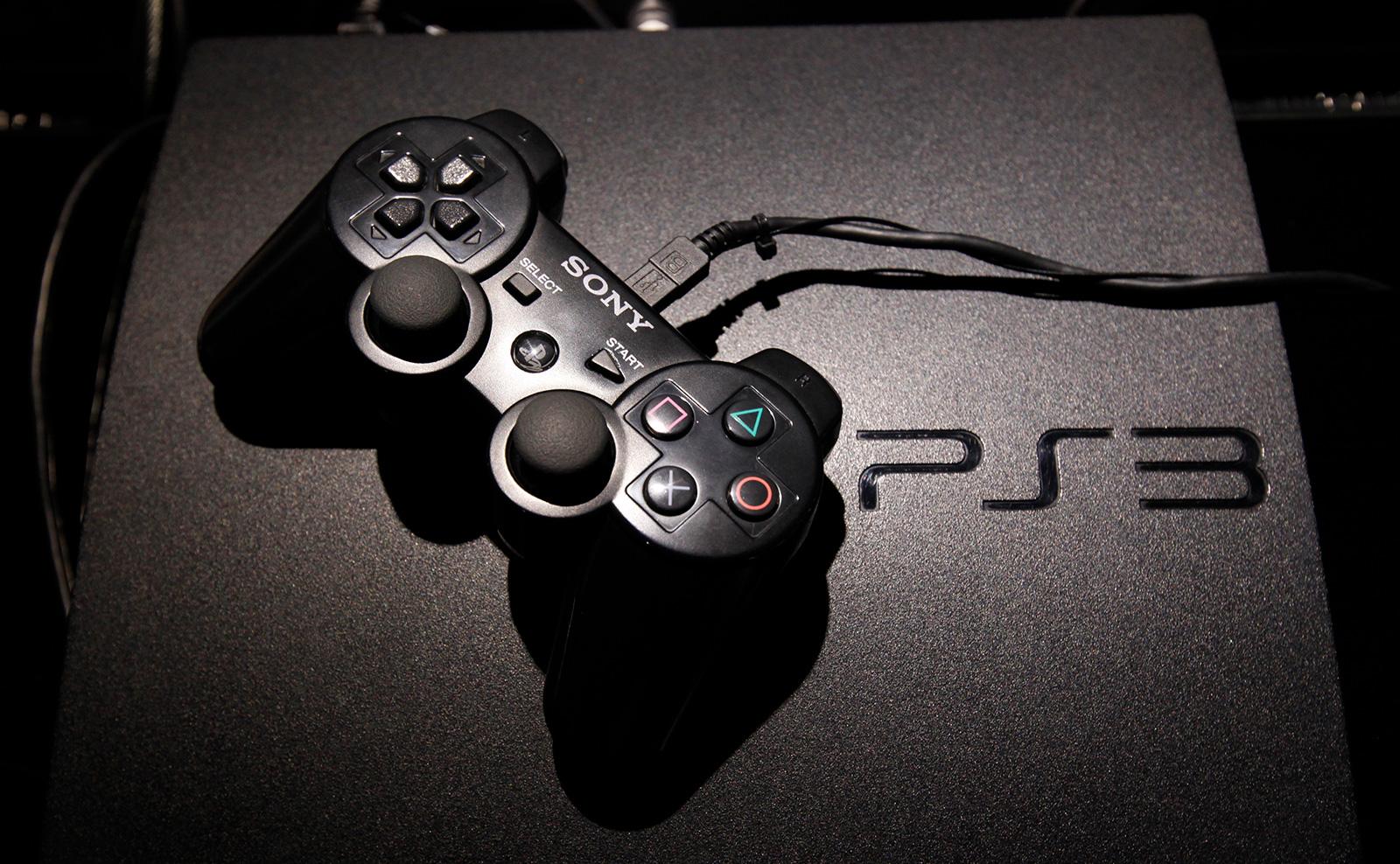 索尼PlayStation 3