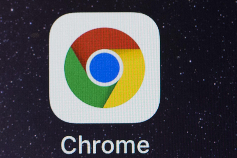ANKARA, TURKEY - SEPTEMBER 02: Logo of Google Chrome is seen on a screen in Ankara, Turkey on September 02, 2018.  (Photo by Gokhan Balci/Anadolu Agency/Getty Images)