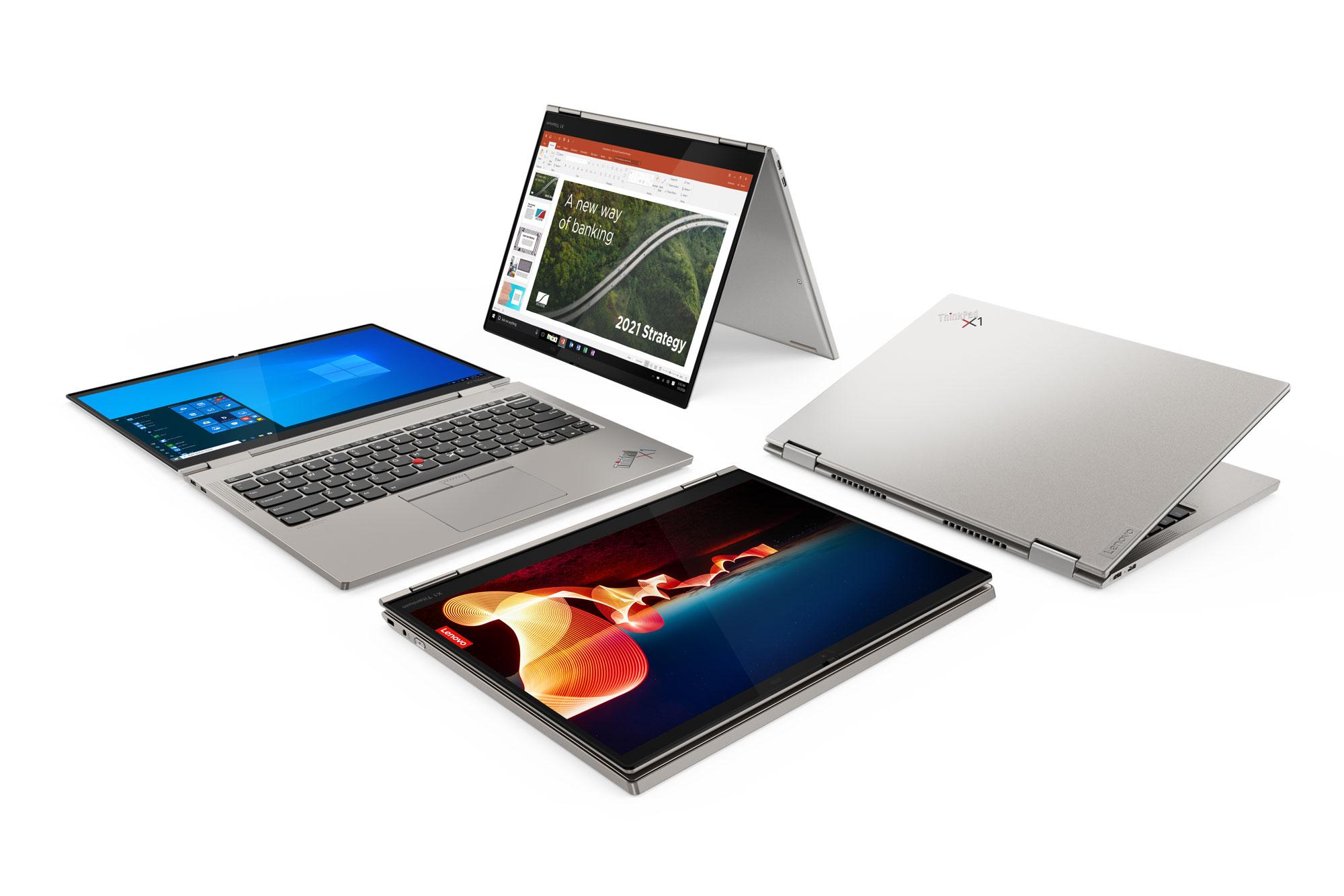 Lenovo ThinkPad X1 Titamium