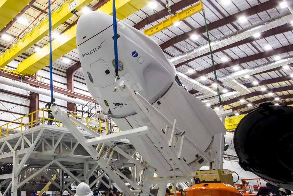 SpaceX gets the go-ahead for Crew Dragon launch to ISS next week – Engadget