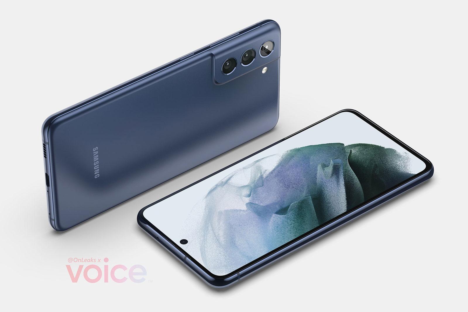 Samsung Galaxy S21 FE leak