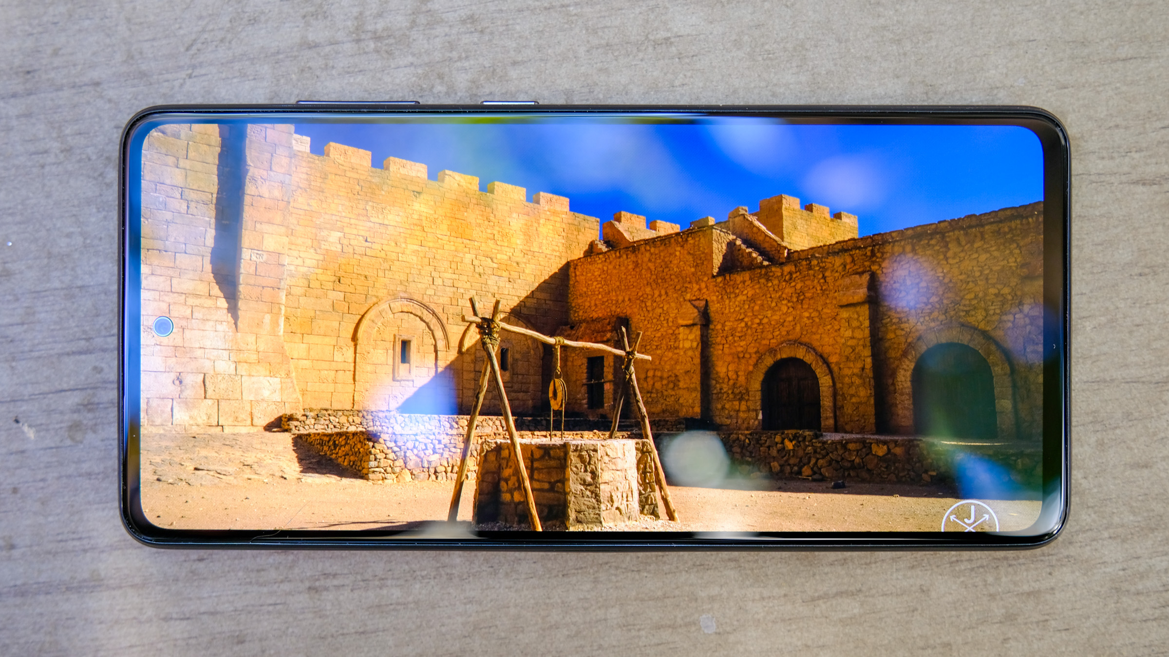 <p>Samsung Galaxy A52 5G hands-on photos</p>