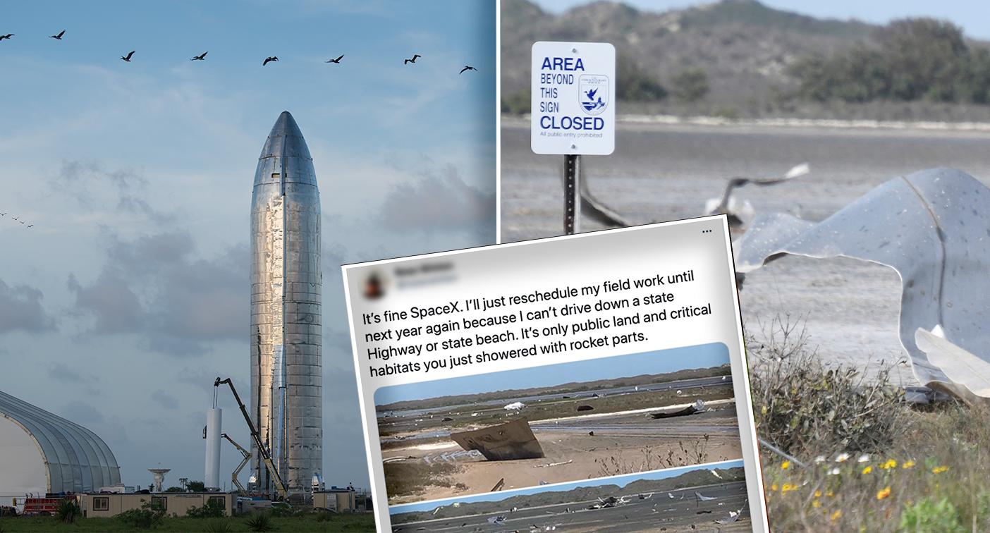 Concern after wildlife refuge 'showered with rocket parts' – Yahoo News Australia