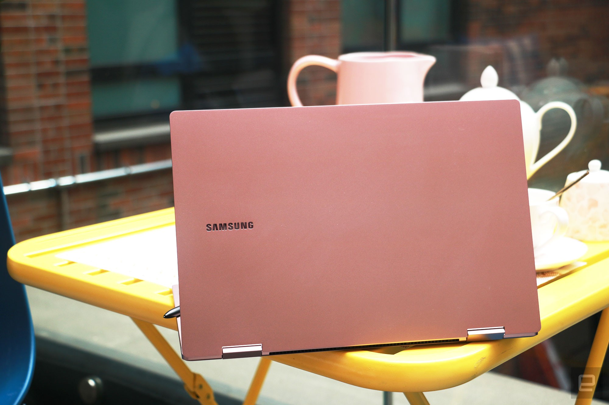 <p>Samsung Galaxy Book Pro 360 hands on.</p>